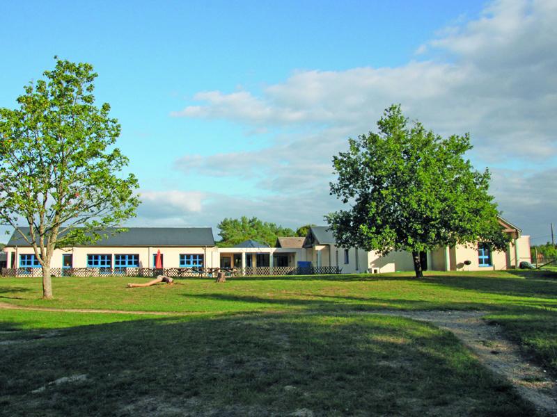 Centre de vacances du Gué Bourdon à INGRANNES © OUL