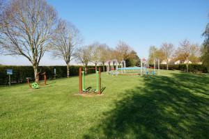 Aire de jeux Janville-en-Beauce à JANVILLE-EN-BEAUCE - 2  © letort