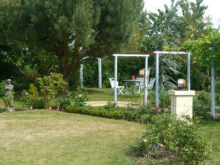 Le Jardin de Mireille en Touraine Angevine à CHANNAY-SUR-LATHAN - 3