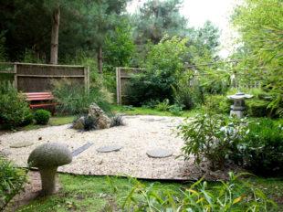 Le Jardin de Mireille en Touraine Angevine à CHANNAY-SUR-LATHAN - 10