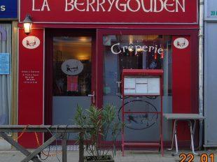 La Berrygouden à ARGENTON-SUR-CREUSE - 2  © NE2020