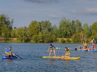 Lac d'Hommes à HOMMES - 5  © ADT Touraine / Jean-Christophe Coutand