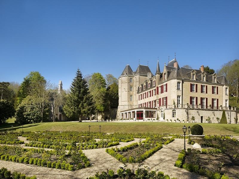 Hôtel de Laroche-Ploquin à SEPMES © christophe bielsa photographe
