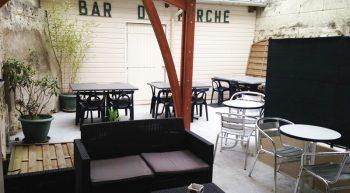 le bar du marché, terrasse