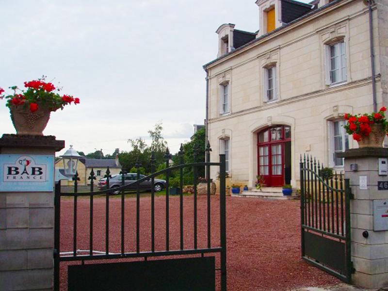 Chambre d'hôtes Le Clos du Paradis à LANGEAIS ©  Anne-Marie Larié