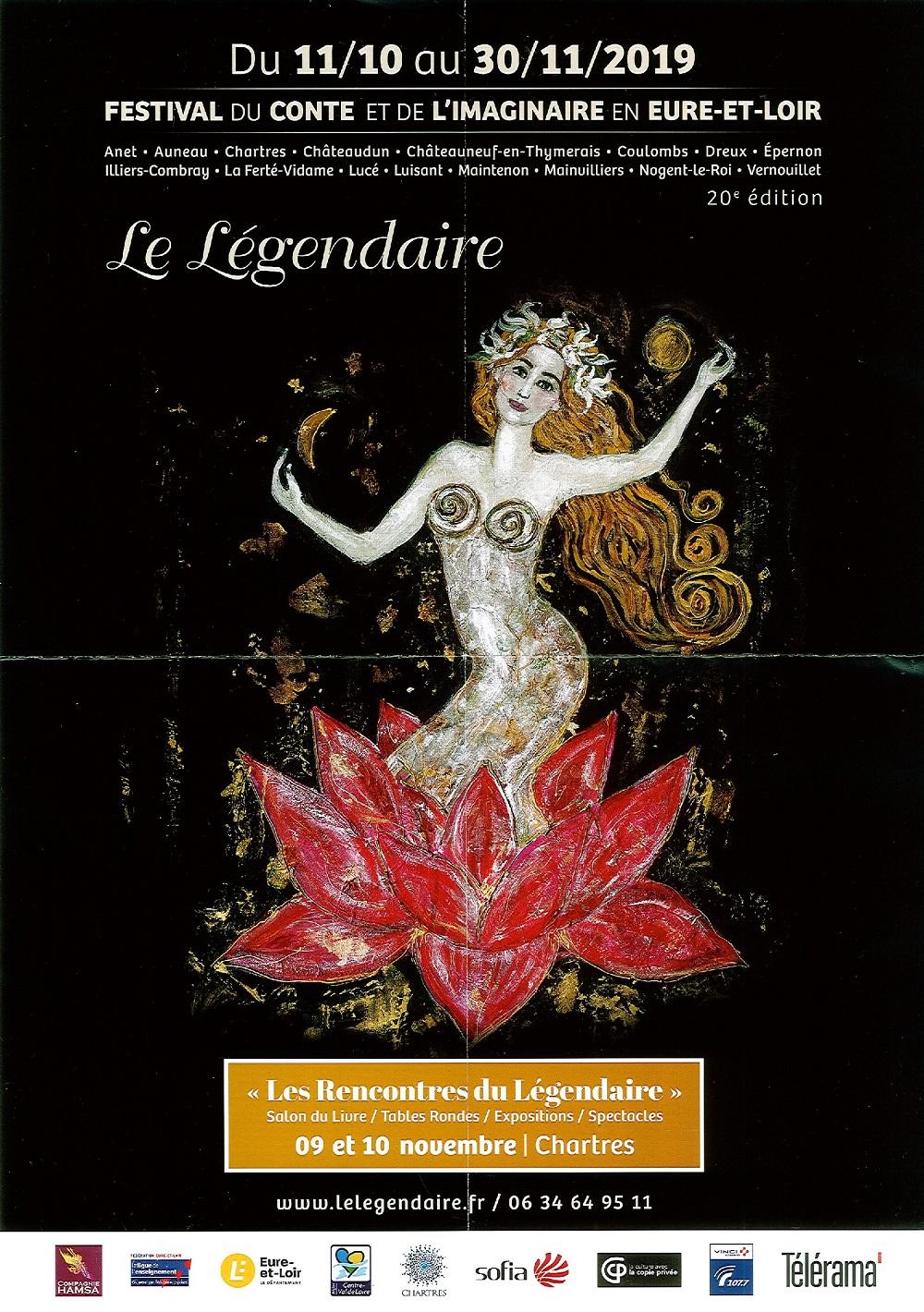 Meraviglie – Contes Merveilleux Italiens à LA FERTE-VIDAME © LE LEGENDAIRE