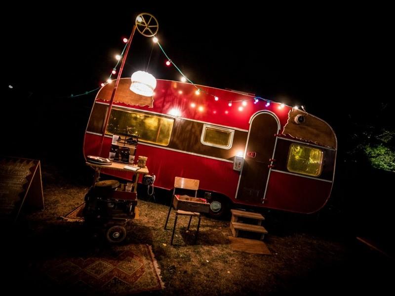 Les p'tits ciné concerts en caravane à BOURGUEIL - 1
