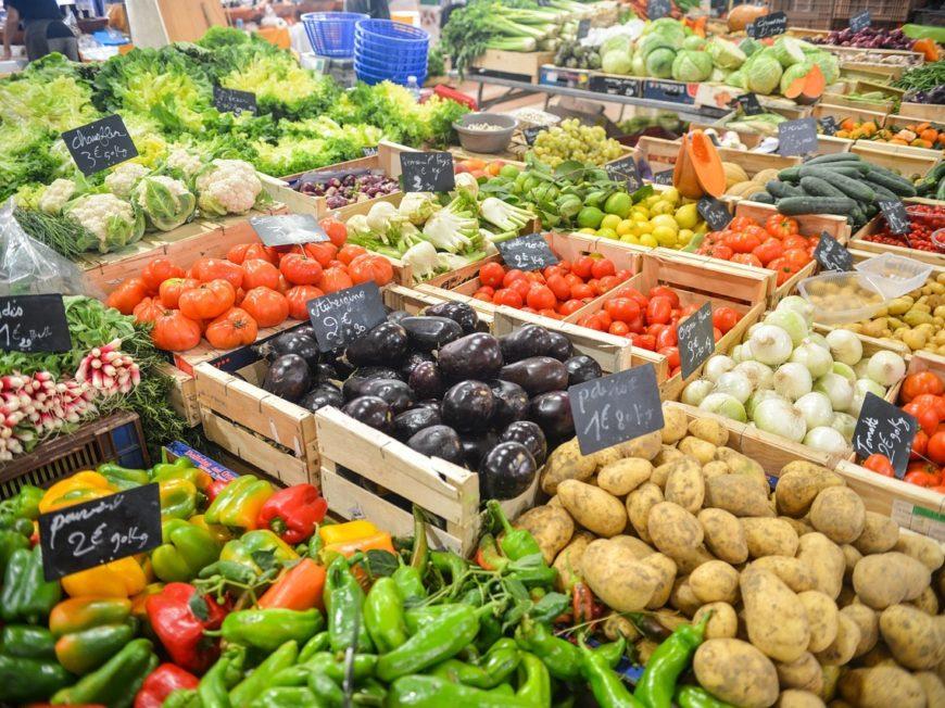 Marché (alimentaire) de Montargis – Samedi à MONTARGIS © pixabay