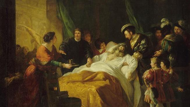 Exposition «1519, la mort de Léonard de Vinci : la construction d'un mythe» à AMBOISE © DR