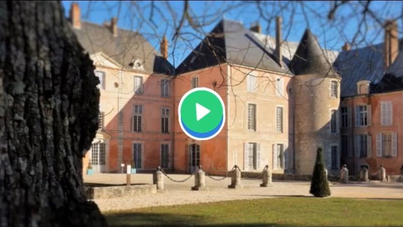 Visite virtuelle du Château de Meung-sur-Loire à MEUNG-SUR-LOIRE © Chateau de Meung