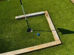 Mini-golf aux oiseaux à RILLÉ - 4  ©  isabelle garcia