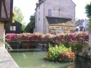 Visite de la ville de Montargis à MONTARGIS - 7  © AME