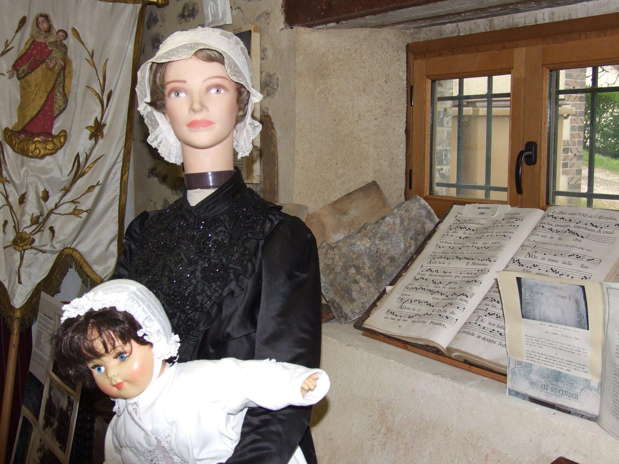 Musée d'histoire locale à SAINTIGNY © pouteaufanny