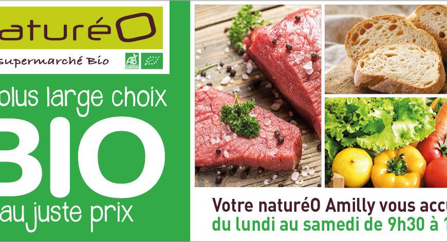 Natureo à AMILLY - 1