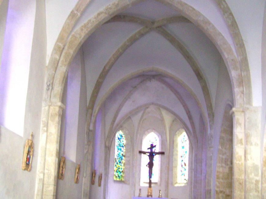 Eglise Saint-Aignan à BOISCOMMUN ©  CSP