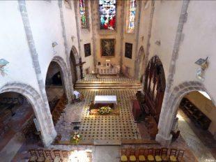 Eglise Saint-Pierre et Saint-Paul à CHATILLON-COLIGNY - 2  © Didier Billard