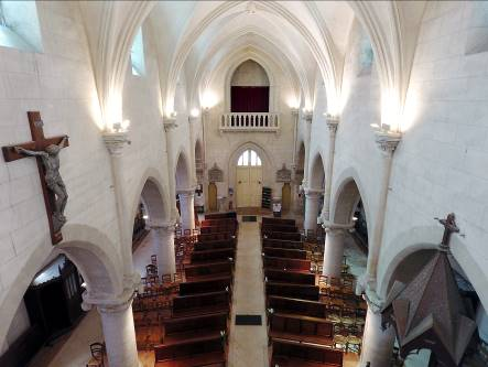 Eglise Saint-Martin à NOGENT-SUR-VERNISSON © Didier Billard