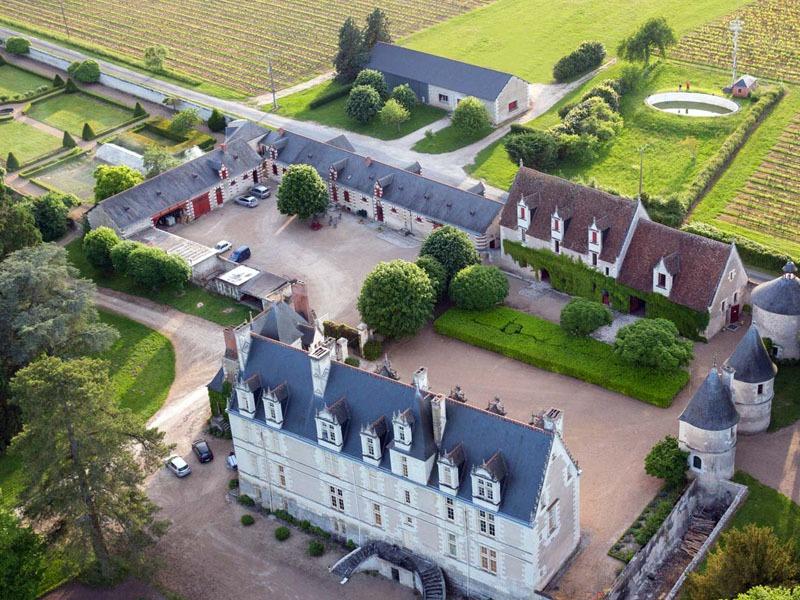Château de Nitray à ATHEE-SUR-CHER © Château de Nitray