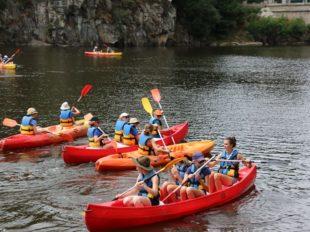 Bateau promenade & Location canoës-kayak, Paddle sur Lac d'Eguzon à SAINT-PLANTAIRE - 11  ©  Hôtel du Lac Aldert Brandsma