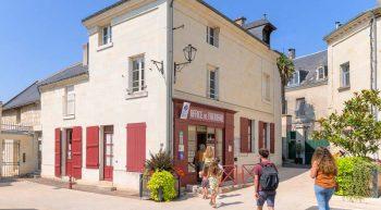 Office de tourisme Touraine Nature – Bourgueil