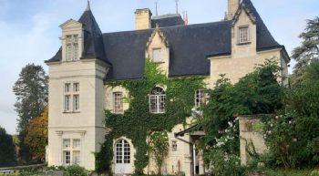 CRAVANT-LES-COTEAUX- RELAIS DE SONNAY- Le Logis Hélène de Razilly