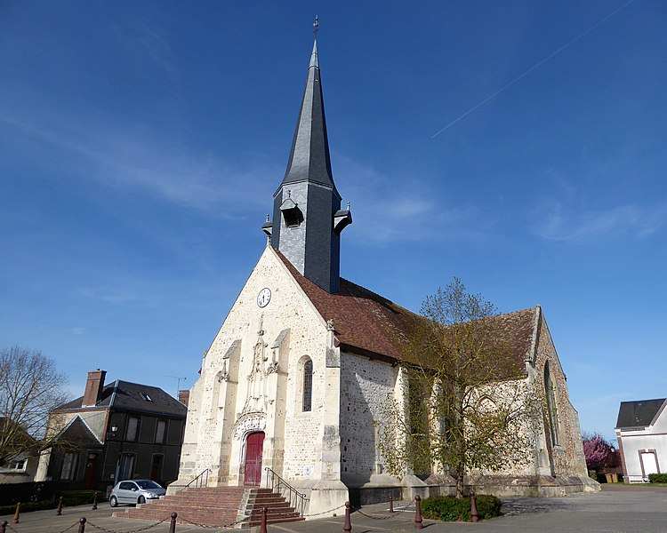 Syndicat d'Initiative de Saint-Rémy-sur-Avre à SAINT-REMY-SUR-AVRE © Syndicat d'Initiative de Saint-Rémy-sur-Avre