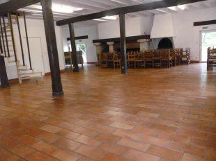 Parc de l'auberdière : Salle de réception et hébergement à SEPMES - 7  © Parc de l'Auberdière