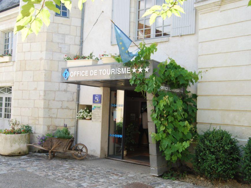 Office de tourisme Azay-Chinon Val de Loire Tourisme, Bureau d'accueil d'Azay-le-Rideau à AZAY-LE-RIDEAU © OT Azay-le-Rideau