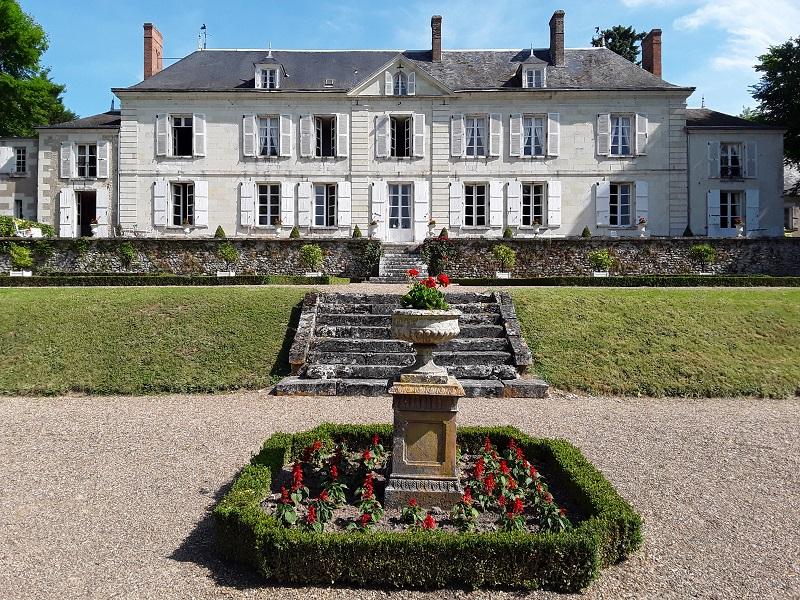 Château de Civray de Touraine à CIVRAY-DE-TOURAINE © Château de Civray-de-Touraine