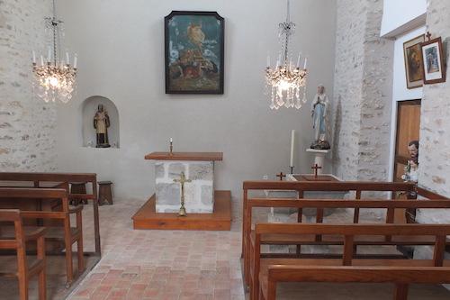 Eglise Saint-Liphard à PANNECIERES © G. Boudin/pasto