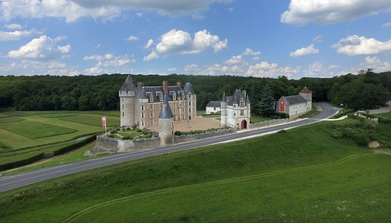Château de Montpoupon à CERE-LA-RONDE © ChateaudeMontpoupon