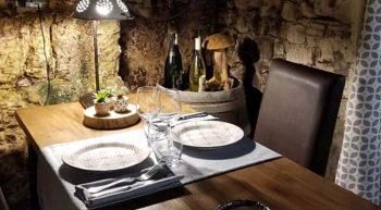 Restaurant le Pigeonnier de Fombêche – Saint-Martin-le-Beau
