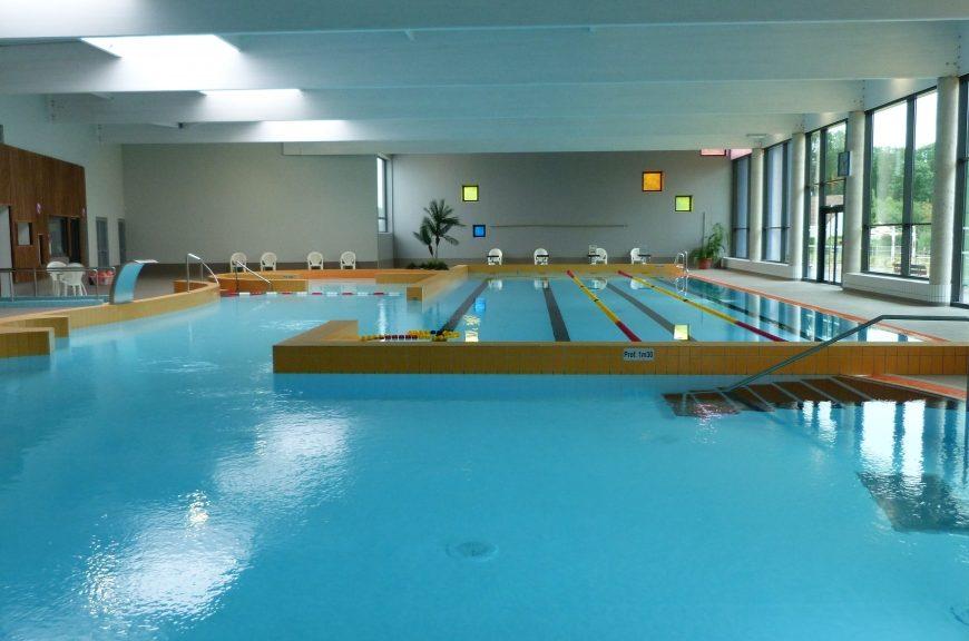 Complexe aquatique et espace bien-être à LES VILLAGES VOVEENS © cccb