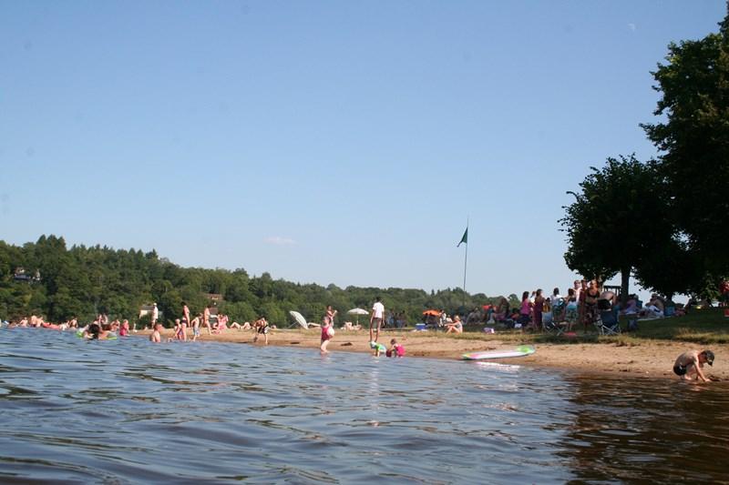 Lac d'Eguzon à EGUZON-CHANTOME © ADTI