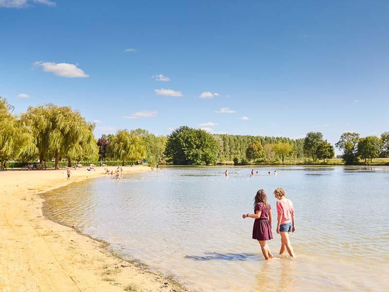 Parc de loisirs Capitaine à BOURGUEIL © Alexandre Lamoureux