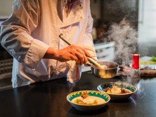 Vincent Cuisinier de Campagne à COTEAUX-SUR-LOIRE - 7  © Jean-Christophe COUTAND