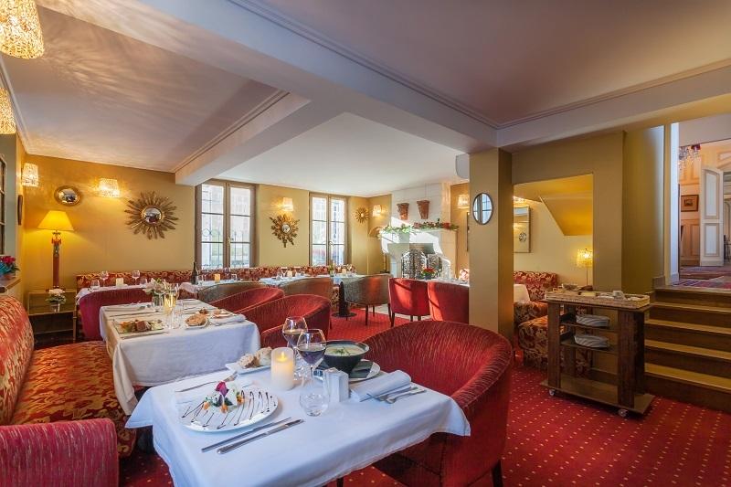 Restaurant du Clos d'Amboise à AMBOISE © Le Clos d'Amboise