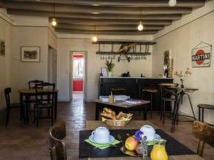 Hôtel Pylo'gis – Le Thouarsais à BOURGUEIL - 10  © hotel du thouarsais