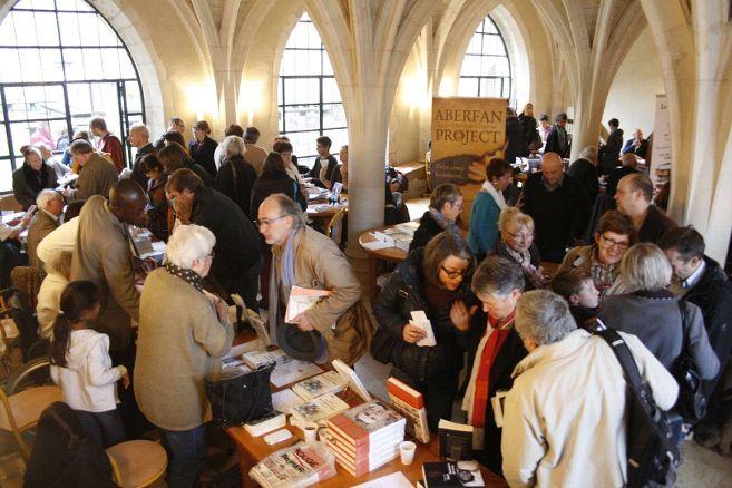 Salon du livre à NOGENT-LE-ROTROU © Office de Tourisme du Perche