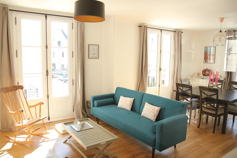 Appartement In the Mood for Loches® à LOCHES © Hallais