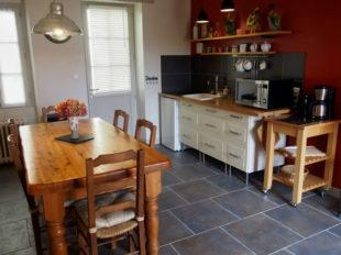 Chambres d'Hôtes 22 Rue du Poids à BOURGUEIL - 8  ©  Dominique Haubois