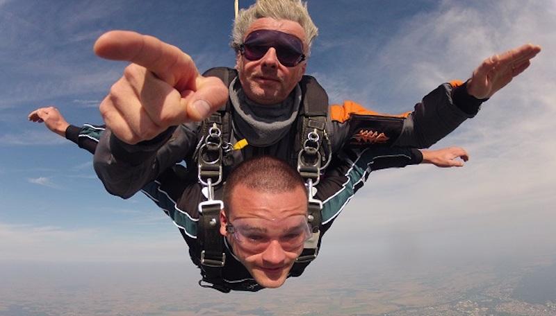 Fly Attitude Parachutisme à VIMORY © Fly Attitude