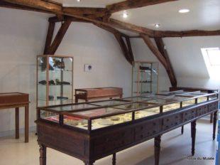 Musée du Savignéen à SAVIGNE-SUR-LATHAN - 10  ©  Jean-Pierre Guillon