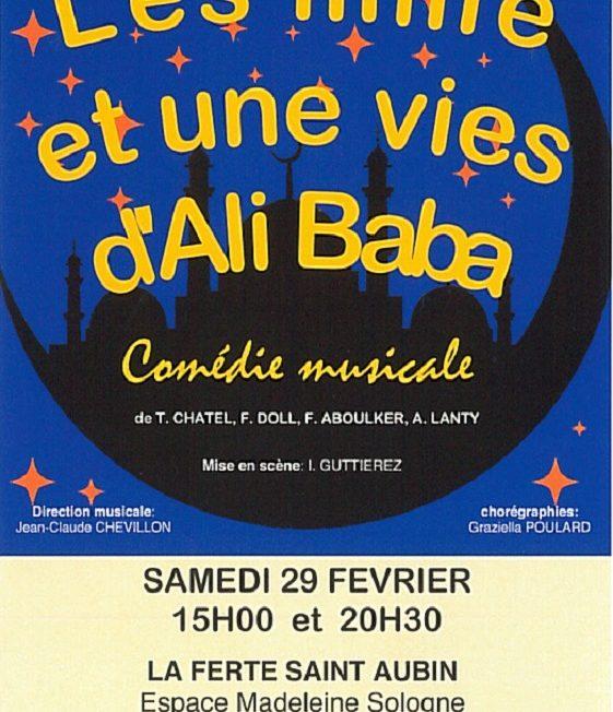 Les mille et une vies d'Ali Baba à LA FERTE-SAINT-AUBIN © scan-01-22-20-13-24-06