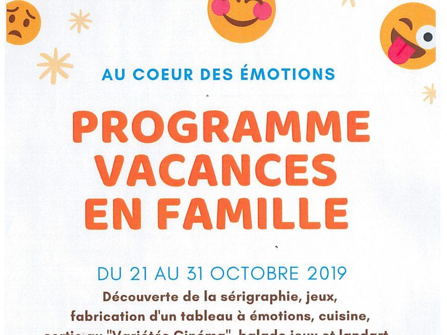 Programme vacances en famille – du 21 au 31 octobre à La Ferté Saint Aubin à LA FERTE-SAINT-AUBIN © scan-10-03-19-14-27-34