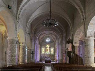 Eglise Saint-Etienne et Saint Pavas à CHATEAU-RENARD - 2  © Christian Pasquet