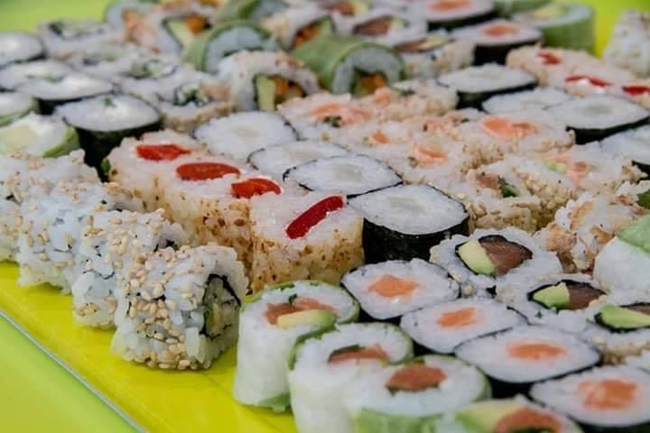 Sushi volant à BAULE © Sushi volant