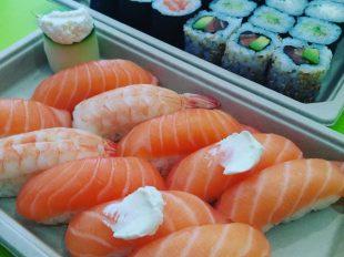 Sushi volant à BAULE - 2  ©  Sushi volant