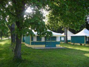Camping couleurs du monde à FAVEROLLES-SUR-CHER - 4  © tente-toile-camping-couleurs-de-monde-faverolles-sur-cher