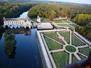 Touraine, Terre d'Envol / Loire et Montgolfière à ANGE - 3  © terre d'envol